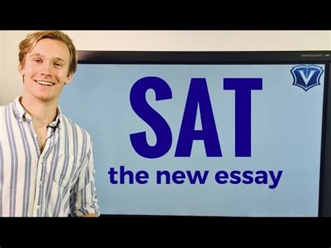 SAT Essay Writing Guide with Sample Prompts Test Prep